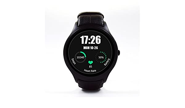 NO.1 D5 Android Smart Watch - 3G SIM, BT4.0, Wi-Fi, Google ...