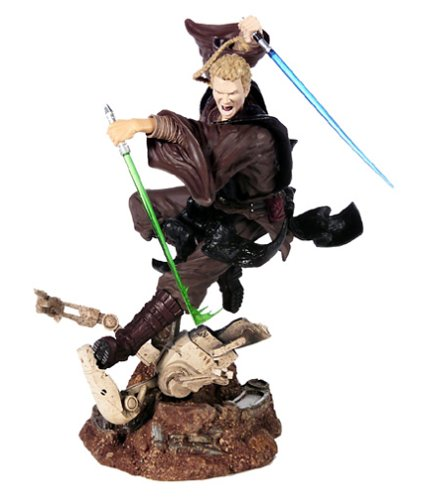 Star Wars: Episode 2 Unleashed Anakin Skywalker Action Figure by Hasbro
