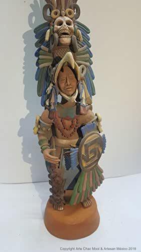 Guerrero Águila Maya: Amazon.es: Handmade