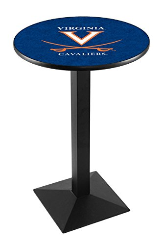 Holland Bar Stool L217B University Of Virginia Officially Licensed Pub Table, 28