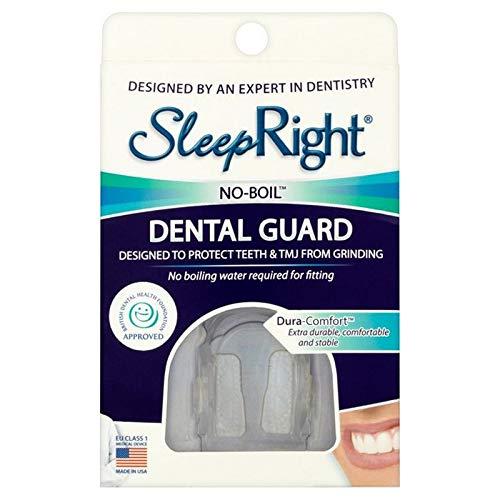 [SleepRight] Sleepright硬膜-快適歯科用ガード - SleepRight Dura-Comfort Dental Guard [並行輸入品] B07S6452TD