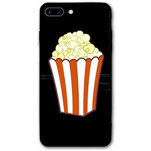 Popcorn IPhone8 Plus Phone Case Iphone7 Plus (5.5 Inch) 3D Print Anti-Scratch Anti-Finger Slim Hard Cover Case