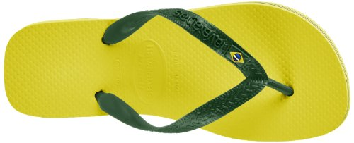 BR Mens Havaianas Citrus 40 39 Yellow Sandal M 8 Brazil US ORCpRw0q