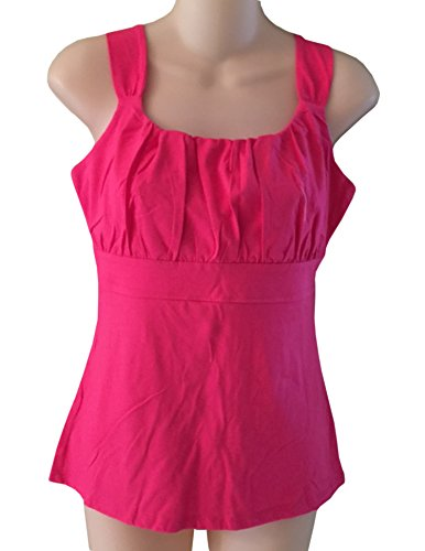 ann-taylor-womens-hot-pink-blouse-top-xxsp-xsp-sp-mp-lp-lp