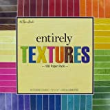 Entirely Textures 12x12 Scrapbooking Paper Pack 180 sheets
