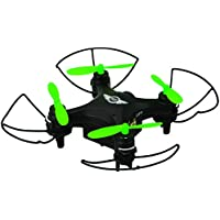 SkyRider DRW417B Mini Glow Pro Quadcopter Drone with Wi-Fi(R) Camera