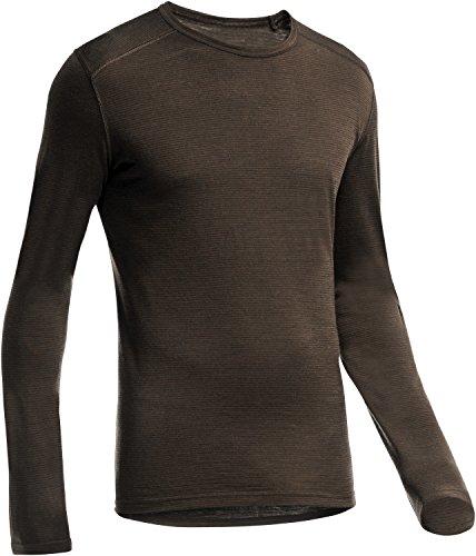 oasis long sleeve half zip hood - 2