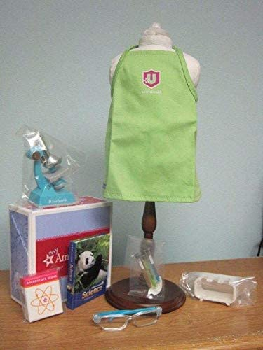 American Girl Doll of Today Retired 2013 Science Lab Set Mini Book ONLY