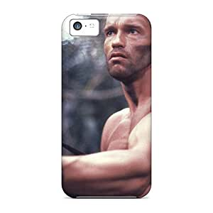 meilz aiaiFor HLF12516TayA Arnold Predator Protective Cases Covers Skin/iphone 5c Cases Coversmeilz aiai
