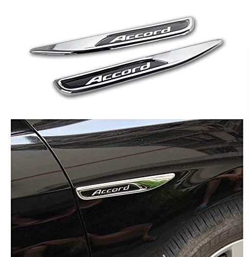 Honda Accord side car standard Accord car stickers leaf board side stickers leaf side decoration 2