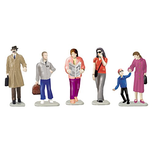 Review Lionel Modern Commuters People