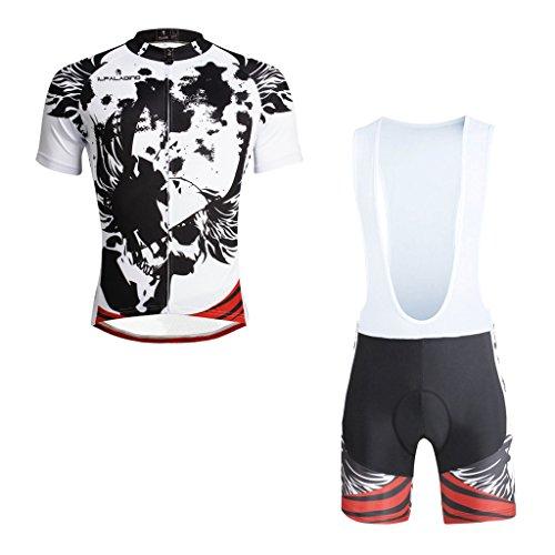 paladinsport-skull-pattern-mens-white-short-sleeve-bike-clothing-and-bib-shorts-set-size-xxxl