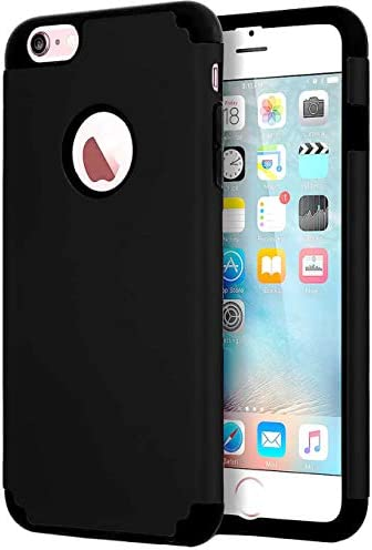 iPhone iBarbe Shockproof Protection phone black product image
