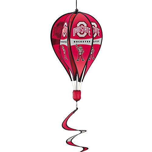 NCAA Ohio State Buckeyes Hot Air Balloon Spinner, Cardinal