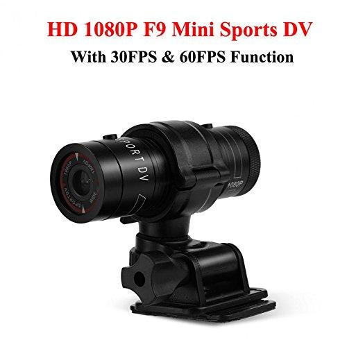 UTP Full HD 1080P DV Camera Mini Portable Waterproof Bike Motorcycle Helmet Outdoor Sports DVR DV Video Action Camera Mini Camcorder