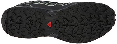 SalomonX Ultra 2 GTX - zapatillas de trekking y senderismo de media caña Hombre Negro - negro