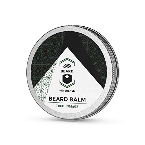 Eucalyptus Beard Balm Ingredients Refreshing