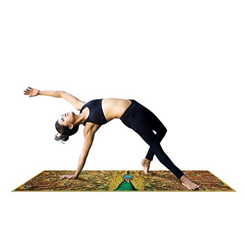 Esterilla de yoga Philohewen, antideslizante, gruesa ...