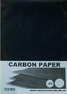 A5 Carbon Paper 24 Sheet Pack