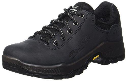 Alpina 680.384 Vrouwen Trekking- & Wandelschoenen Zwart (black) (1)