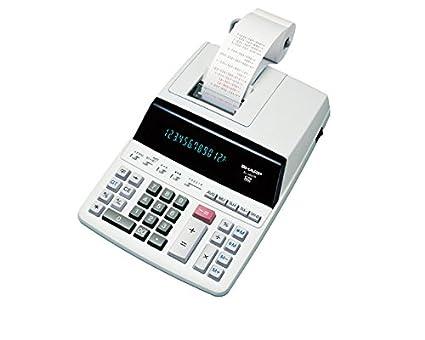 Sharp EL2607PGY - Calculadora impresora