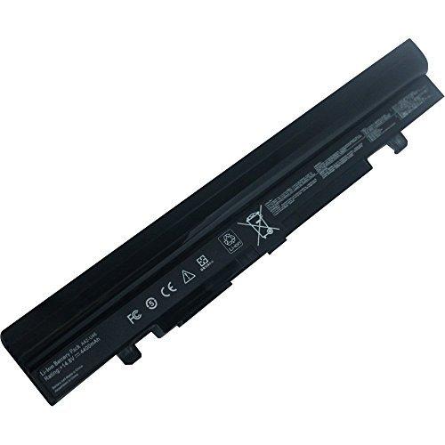Futurebatt® Battery for Asus U56E, U56J, U56JC, U56S, U56SV, Part#: A32-U46, A41-U46, A42-U46 Laptop Notebook Computer PC [8-Cell (Cell Li Ion Replacement Laptop)
