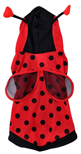 Picture of Rubie's Lady Bug Pet Costume, X-Large