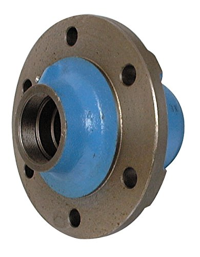 New Holland HUB ASSEMBLY, FRONT LESS CUPS & BEARINGS S.65125 5000, 5600, 5610, 5900, 6600, 6610, 6700, 6710, 6810, 7000, 7600, 7610, 7700, 7710 81823160, C9NN1104D (Front Hub 5600)