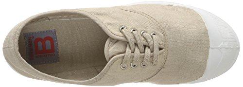 Beige Bensimon Tennis coquille 105 beige Donna Sneaker wB6qBr