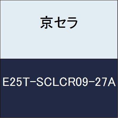 京セラ 切削工具 ダイナミックバー E25T-SCLCR09-27A  B079Y2GFKS