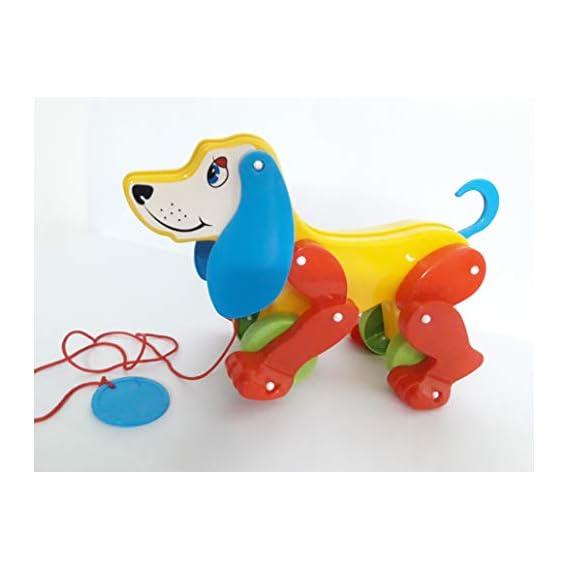 MJ BEAR Daisy Dog Pulling Toys