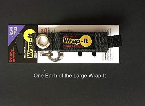 172 Piece Premium Garage Peg Kit. Display Tool Holders Fits 1/8 to 1/4'' Pegboard by STRIKE (Image #3)
