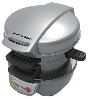 hamilton beach egg muffin maker - 6