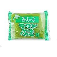 ラワンぶき200g(北海道足寄町産)足寄町の大自然で育まれたフキを味わいそのままに仕上げました。(北海道産螺湾ぶき水煮)食感と香りが豊かな蕗水煮です。