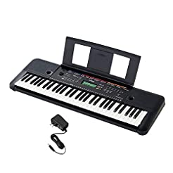 Yamaha PSR-E263 Portable Keyboard with P...