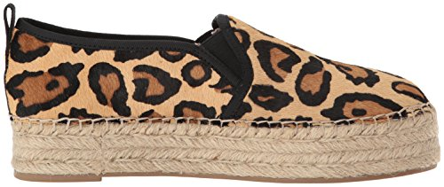 Leopard Carrin Donna Sam Edelman Multicolore New Espadrillas Nude 6qCn07