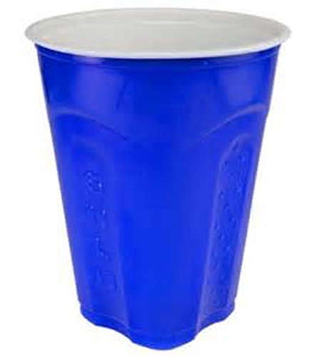 Solo Squared Cups, 18 Oz, 50 Count Blue