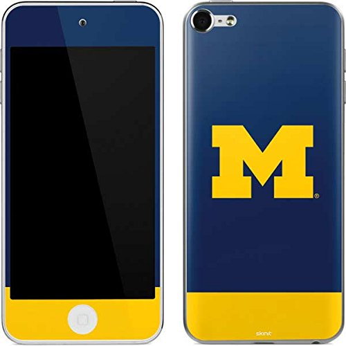 University of Michigan iPod Touch (6th Gen, 2015) Skin - University of Michigan Logo Vinyl Decal Skin For Your iPod Touch (6th Gen, -