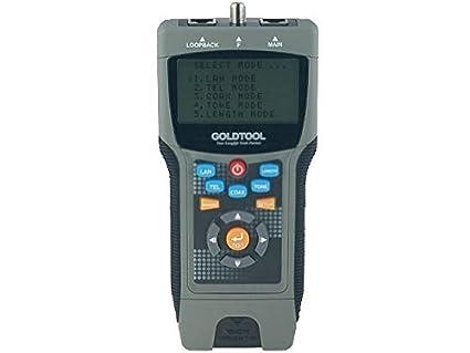 tester-tct2690pro LAN comprobador de cables Detector de conductor de, 0 ÷ 50 °