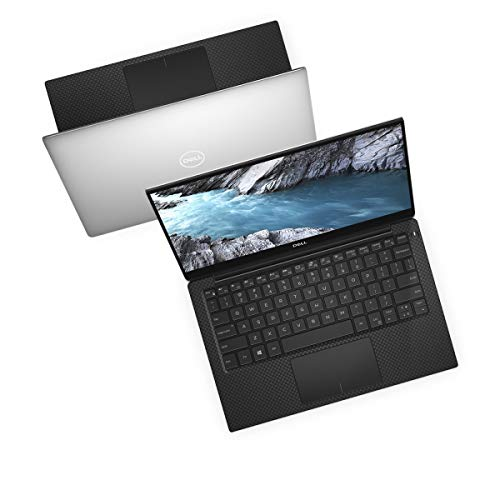 "2019 XPS 13 9380 Laptop 13.3"" 4K UHD InfinityEdge Touch Display 8th Gen Intel Whiskey Lake i7-8565U F Reader Top Bezel Webcam (2TB SSD