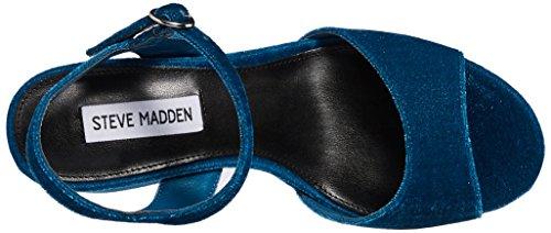 Steve 5 Velvet M 6 Madden Us Women's Spinner Blue zwgxYzqPr