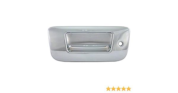 2010 Chevy Silverado W//Key Hole Chrome Tailgate Handle Cover SZGMTN60024