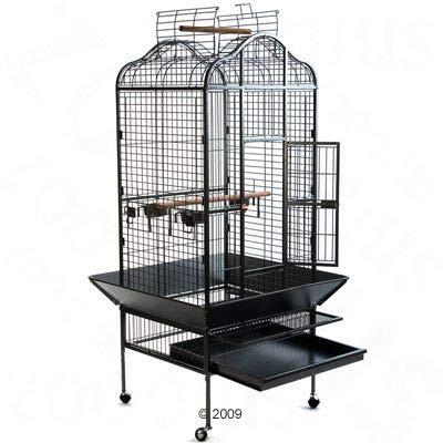 the cheapest the cheapest so cheap Zooplus Cage pour Perroquet 81 x 78 x 155 cm (L X H NX au ...