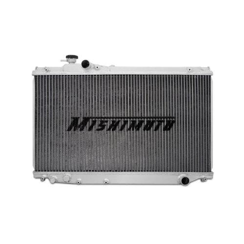 Mishimoto MMRAD-SUP-93TX Toyota Supra X-Line Performance Aluminum Radiator, 1993-1998, Silver (Toyota Supra Performance)
