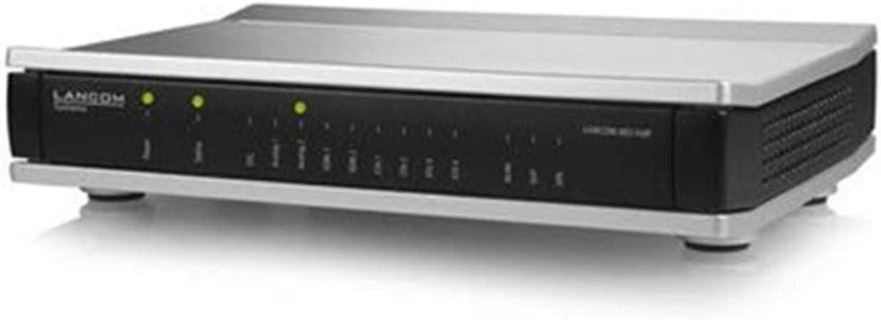 Lancom 883 Single Site Business Voip Router Mit Vdsl2 Computer Zubehör