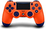 Electronics : DualShock 4 Wireless Controller for PlayStation 4 - Sunset Orange
