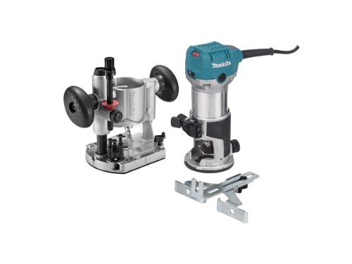 (Makita RT0701CX7 1-1/4 HP Compact Router Kit)