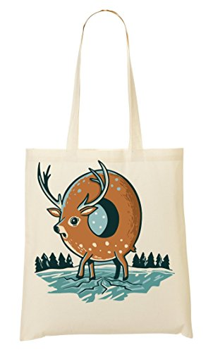 Deer A Is Sac Provisions Sac Fourre Donut À Tout rwrRZCq5