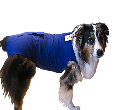 Surgi Snuggly E Collar Alternative, Created By A Veterinarian Specifically to Fit Your Dog, XX-Small