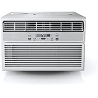 MIDEA EasyCool Window Air Conditioner and Dehumidifier with Timer,12000BTU